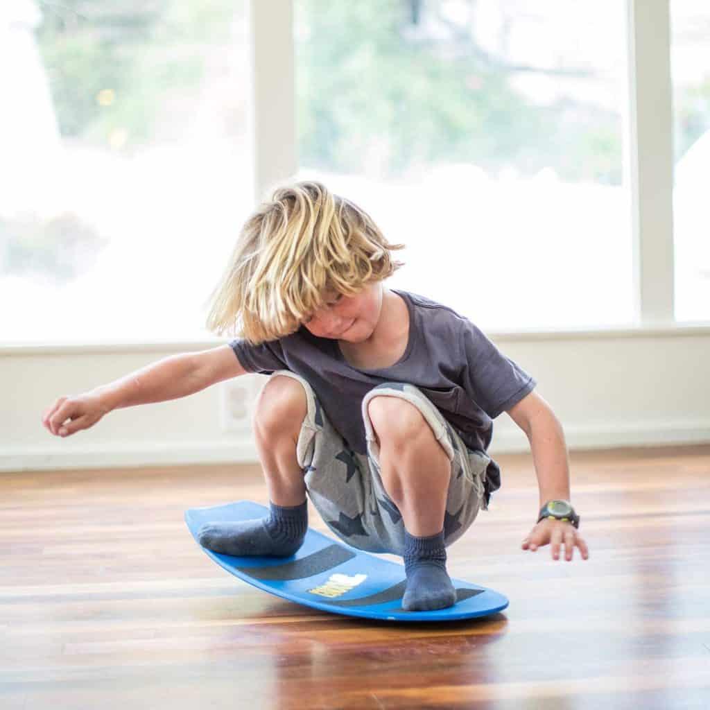 plastic balance board toddler